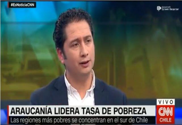 """Diego Ancalao sentencia Plan Araucanía: """"está destinado al fracaso absoluto"""""""
