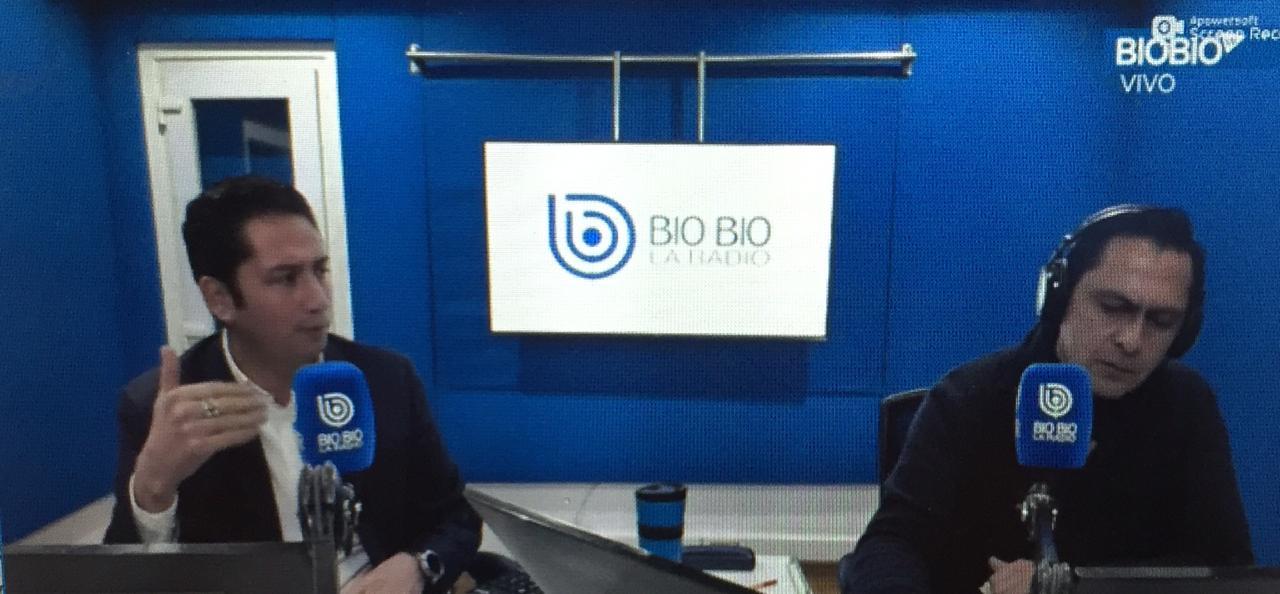 """Diego Ancalao en entrevista con Radio Bío Bío: """"La Consulta Indígena ha fracasado totalmente"""""""
