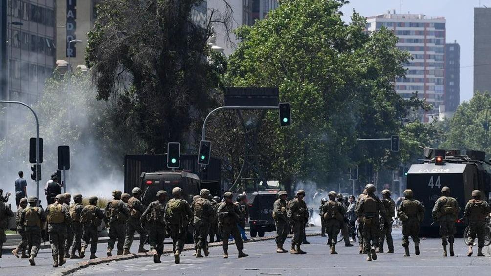 LA VIOLENCIA O EL MAL DE UNA SOCIEDAD DE EXCLUIDOS