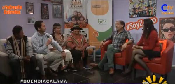 Desde Calama – Cuarto Parlamento Indígena