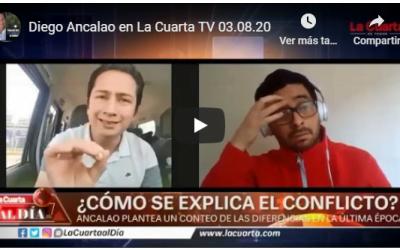 [Opinión]Diego Ancalao en Diario La Cuarta